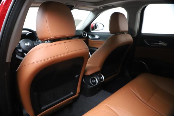 New 2020 Alfa Romeo Giulia Q4 for sale $46,395 at Alfa Romeo of Greenwich in Greenwich CT 06830 20