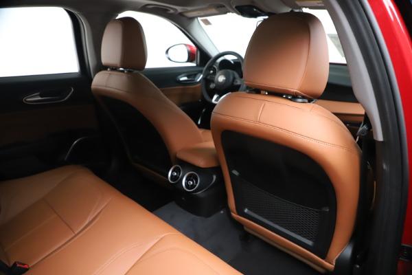 New 2020 Alfa Romeo Giulia Q4 for sale $46,395 at Alfa Romeo of Greenwich in Greenwich CT 06830 28