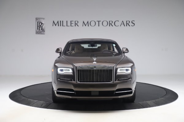 Used 2017 Rolls-Royce Dawn for sale $248,900 at Alfa Romeo of Greenwich in Greenwich CT 06830 11