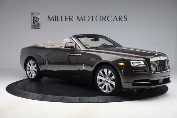 Used 2017 Rolls-Royce Dawn for sale Sold at Alfa Romeo of Greenwich in Greenwich CT 06830 9