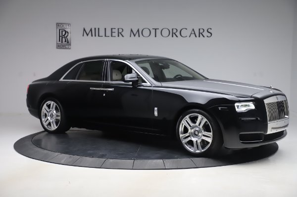 Used 2015 Rolls-Royce Ghost for sale $156,900 at Alfa Romeo of Greenwich in Greenwich CT 06830 10