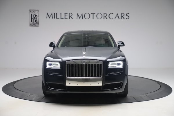 Used 2015 Rolls-Royce Ghost for sale $156,900 at Alfa Romeo of Greenwich in Greenwich CT 06830 2