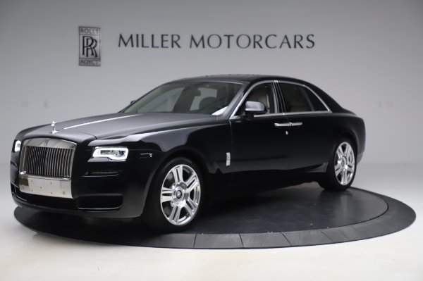 Used 2015 Rolls-Royce Ghost for sale $156,900 at Alfa Romeo of Greenwich in Greenwich CT 06830 3