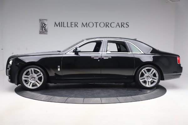 Used 2015 Rolls-Royce Ghost for sale $156,900 at Alfa Romeo of Greenwich in Greenwich CT 06830 4