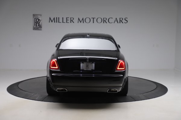 Used 2015 Rolls-Royce Ghost for sale $156,900 at Alfa Romeo of Greenwich in Greenwich CT 06830 6