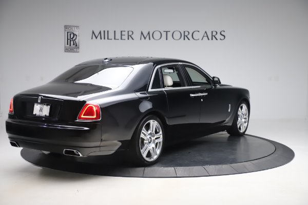 Used 2015 Rolls-Royce Ghost for sale $156,900 at Alfa Romeo of Greenwich in Greenwich CT 06830 8