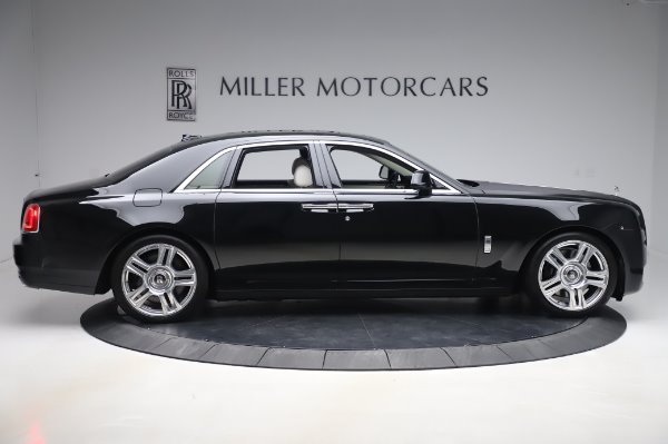Used 2015 Rolls-Royce Ghost for sale $156,900 at Alfa Romeo of Greenwich in Greenwich CT 06830 9