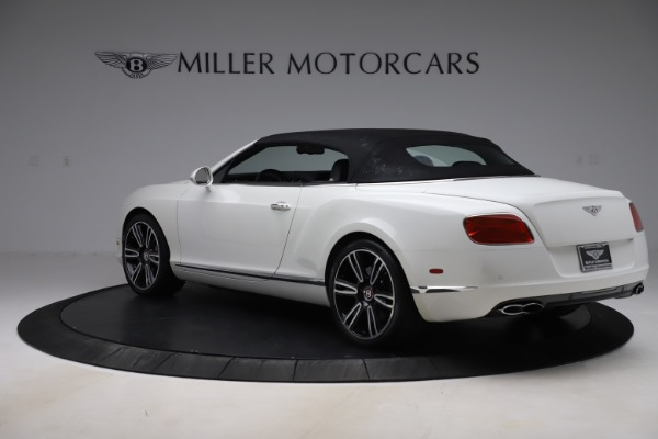 Used 2014 Bentley Continental GTC V8 for sale $109,900 at Alfa Romeo of Greenwich in Greenwich CT 06830 15