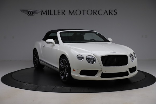 Used 2014 Bentley Continental GTC V8 for sale $109,900 at Alfa Romeo of Greenwich in Greenwich CT 06830 18