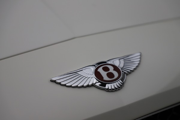 Used 2014 Bentley Continental GTC V8 for sale $109,900 at Alfa Romeo of Greenwich in Greenwich CT 06830 21