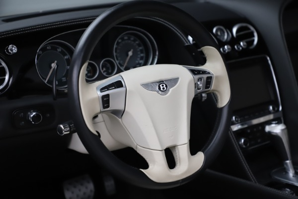 Used 2014 Bentley Continental GTC V8 for sale $109,900 at Alfa Romeo of Greenwich in Greenwich CT 06830 26