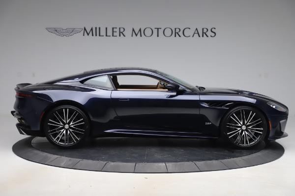New 2020 Aston Martin DBS Superleggera Coupe for sale $338,286 at Alfa Romeo of Greenwich in Greenwich CT 06830 10