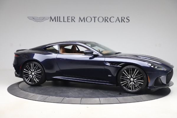 New 2020 Aston Martin DBS Superleggera Coupe for sale $338,286 at Alfa Romeo of Greenwich in Greenwich CT 06830 11