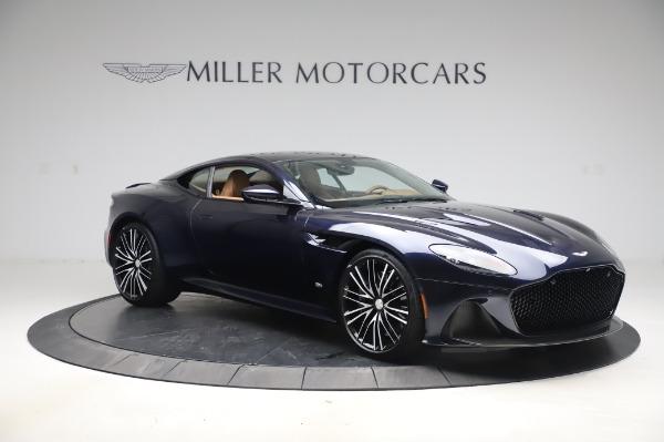 New 2020 Aston Martin DBS Superleggera for sale $338,286 at Alfa Romeo of Greenwich in Greenwich CT 06830 12
