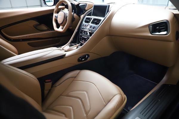 New 2020 Aston Martin DBS Superleggera for sale $338,286 at Alfa Romeo of Greenwich in Greenwich CT 06830 18