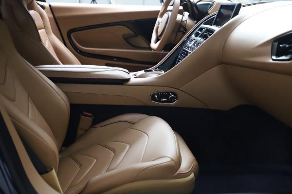 New 2020 Aston Martin DBS Superleggera for sale $338,286 at Alfa Romeo of Greenwich in Greenwich CT 06830 19