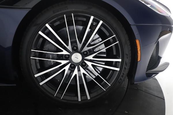 New 2020 Aston Martin DBS Superleggera for sale $338,286 at Alfa Romeo of Greenwich in Greenwich CT 06830 23