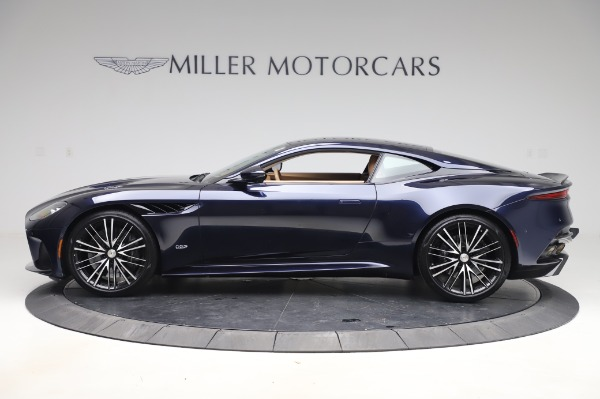 New 2020 Aston Martin DBS Superleggera Coupe for sale $338,286 at Alfa Romeo of Greenwich in Greenwich CT 06830 4