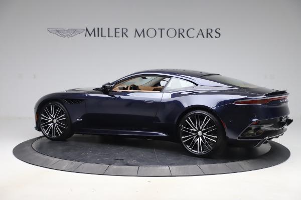 New 2020 Aston Martin DBS Superleggera for sale $338,286 at Alfa Romeo of Greenwich in Greenwich CT 06830 5