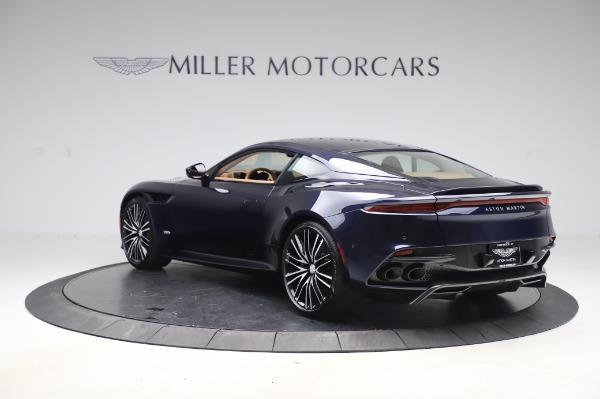 New 2020 Aston Martin DBS Superleggera for sale $338,286 at Alfa Romeo of Greenwich in Greenwich CT 06830 6