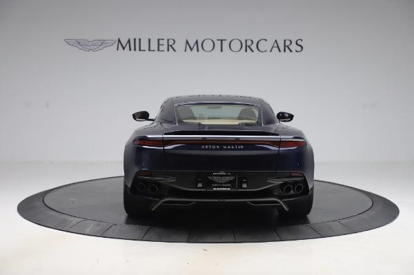 New 2020 Aston Martin DBS Superleggera for sale $338,286 at Alfa Romeo of Greenwich in Greenwich CT 06830 7