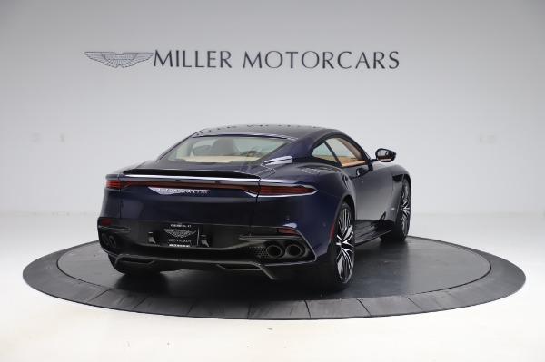 New 2020 Aston Martin DBS Superleggera Coupe for sale $338,286 at Alfa Romeo of Greenwich in Greenwich CT 06830 8
