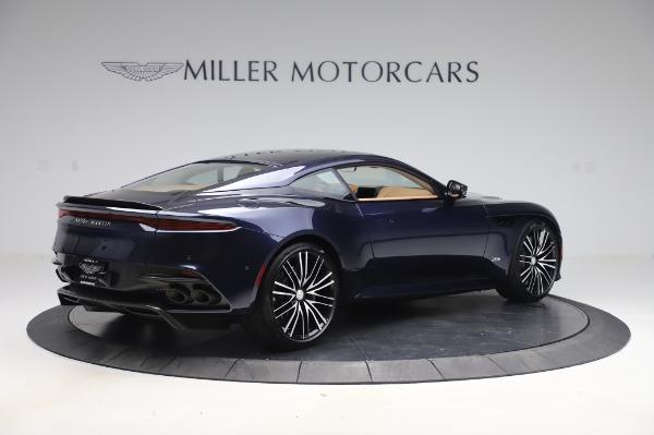 New 2020 Aston Martin DBS Superleggera for sale $338,286 at Alfa Romeo of Greenwich in Greenwich CT 06830 9