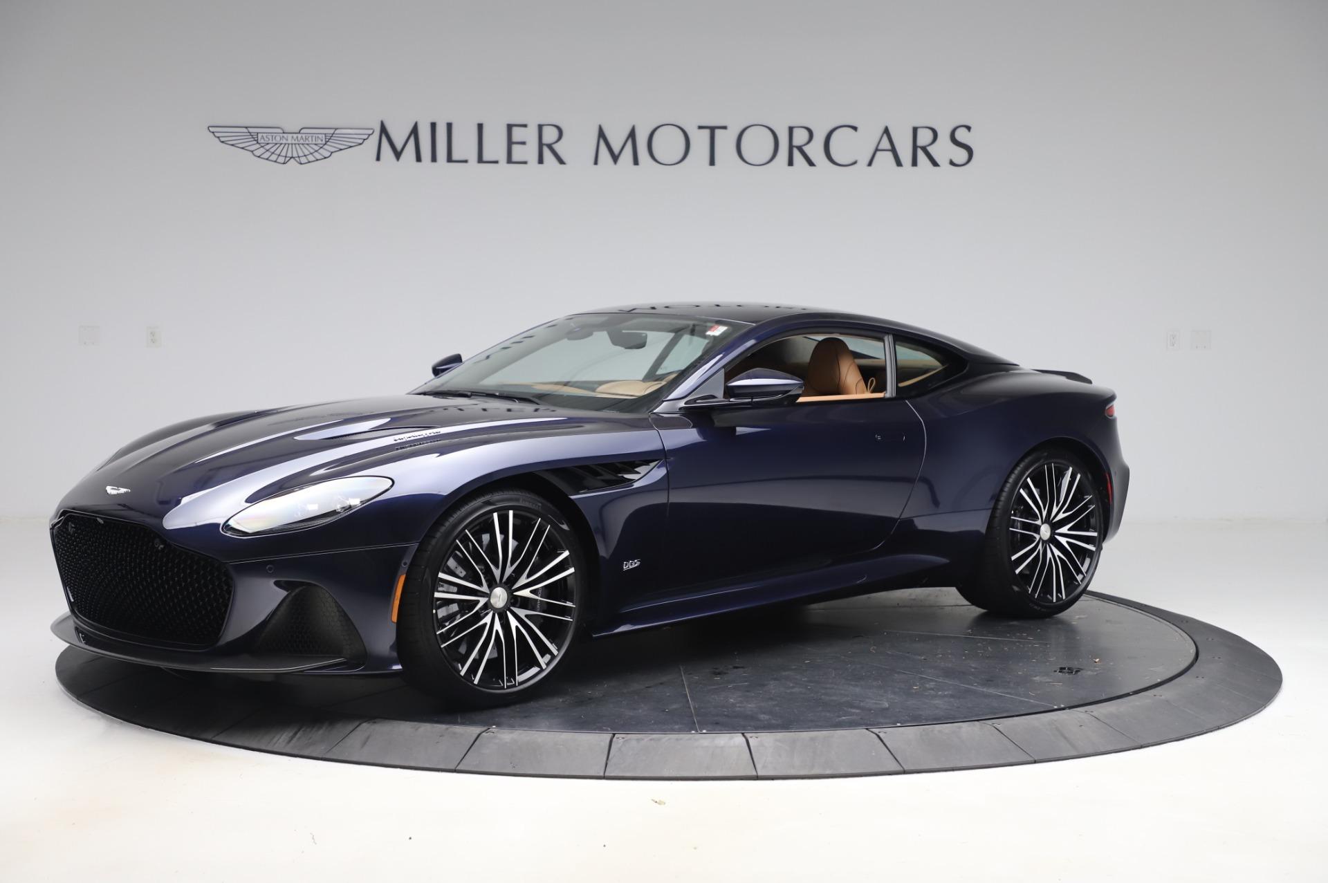 New 2020 Aston Martin DBS Superleggera for sale $338,286 at Alfa Romeo of Greenwich in Greenwich CT 06830 1
