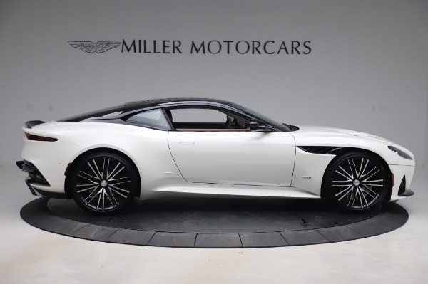 New 2020 Aston Martin DBS Superleggera for sale $337,686 at Alfa Romeo of Greenwich in Greenwich CT 06830 10