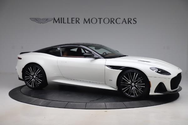 New 2020 Aston Martin DBS Superleggera Coupe for sale $337,686 at Alfa Romeo of Greenwich in Greenwich CT 06830 11