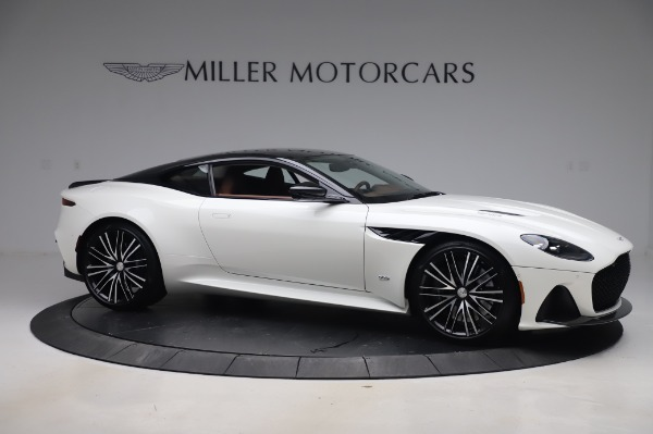 New 2020 Aston Martin DBS Superleggera for sale $337,686 at Alfa Romeo of Greenwich in Greenwich CT 06830 11