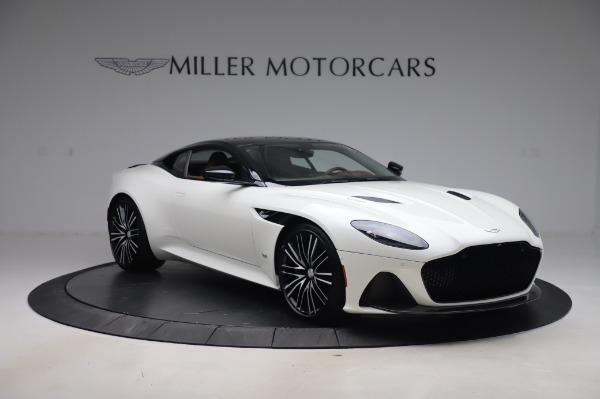 New 2020 Aston Martin DBS Superleggera Coupe for sale $337,686 at Alfa Romeo of Greenwich in Greenwich CT 06830 12