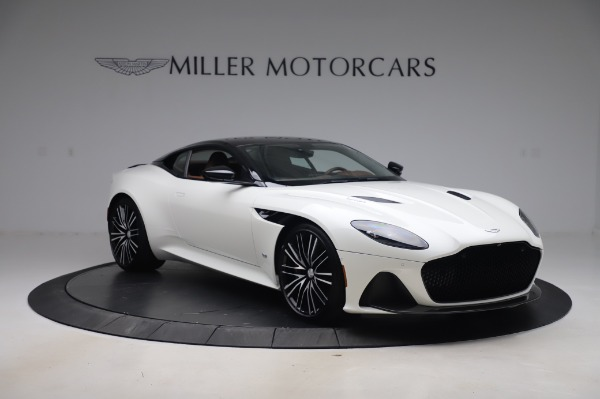 New 2020 Aston Martin DBS Superleggera for sale $337,686 at Alfa Romeo of Greenwich in Greenwich CT 06830 12
