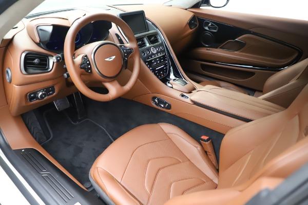 New 2020 Aston Martin DBS Superleggera Coupe for sale $337,686 at Alfa Romeo of Greenwich in Greenwich CT 06830 13