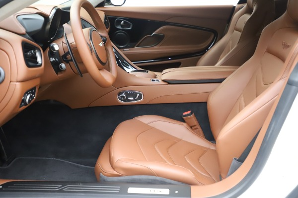 New 2020 Aston Martin DBS Superleggera Coupe for sale $337,686 at Alfa Romeo of Greenwich in Greenwich CT 06830 14