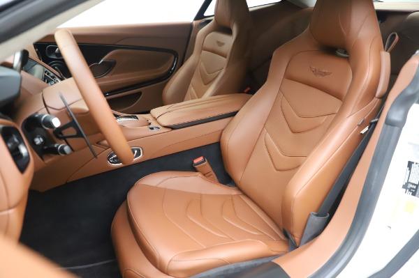 New 2020 Aston Martin DBS Superleggera Coupe for sale $337,686 at Alfa Romeo of Greenwich in Greenwich CT 06830 15