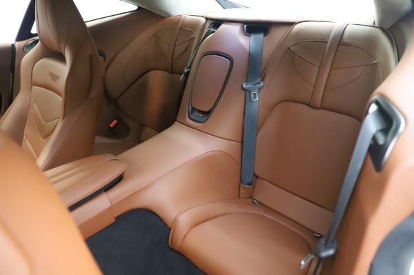 Used 2020 Aston Martin DBS Superleggera for sale $299,990 at Alfa Romeo of Greenwich in Greenwich CT 06830 16