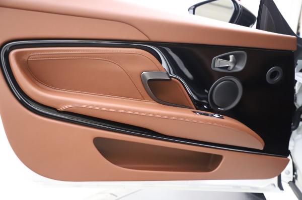 New 2020 Aston Martin DBS Superleggera Coupe for sale $337,686 at Alfa Romeo of Greenwich in Greenwich CT 06830 17
