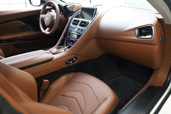 New 2020 Aston Martin DBS Superleggera Coupe for sale $337,686 at Alfa Romeo of Greenwich in Greenwich CT 06830 18