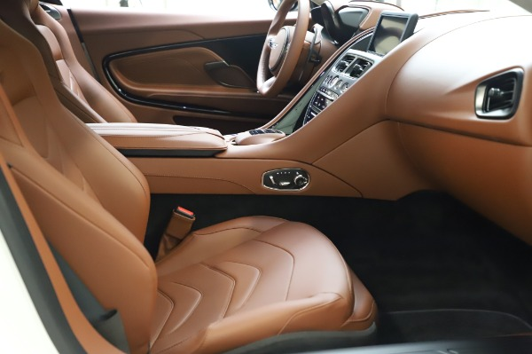 New 2020 Aston Martin DBS Superleggera Coupe for sale $337,686 at Alfa Romeo of Greenwich in Greenwich CT 06830 19