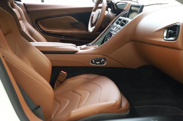 Used 2020 Aston Martin DBS Superleggera for sale $299,990 at Alfa Romeo of Greenwich in Greenwich CT 06830 19