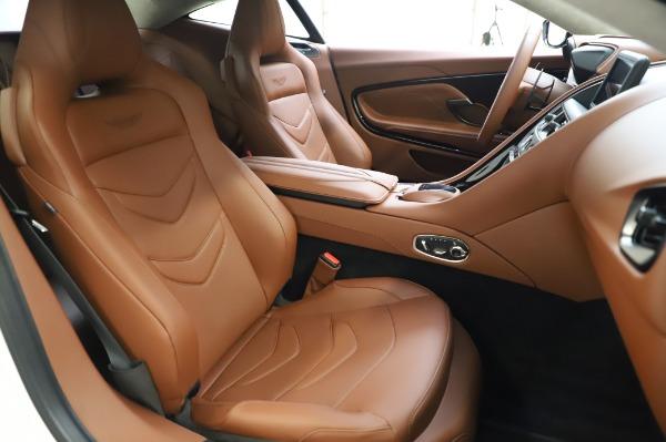 New 2020 Aston Martin DBS Superleggera Coupe for sale $337,686 at Alfa Romeo of Greenwich in Greenwich CT 06830 20