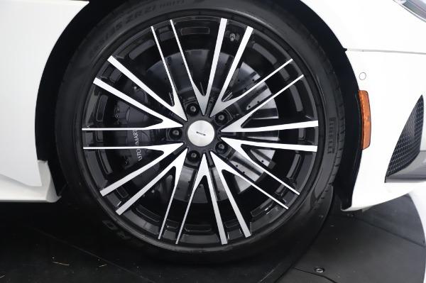 Used 2020 Aston Martin DBS Superleggera for sale $299,990 at Alfa Romeo of Greenwich in Greenwich CT 06830 23