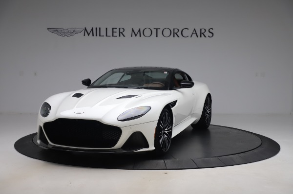 New 2020 Aston Martin DBS Superleggera for sale $337,686 at Alfa Romeo of Greenwich in Greenwich CT 06830 3