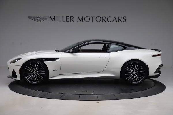 New 2020 Aston Martin DBS Superleggera for sale $337,686 at Alfa Romeo of Greenwich in Greenwich CT 06830 4