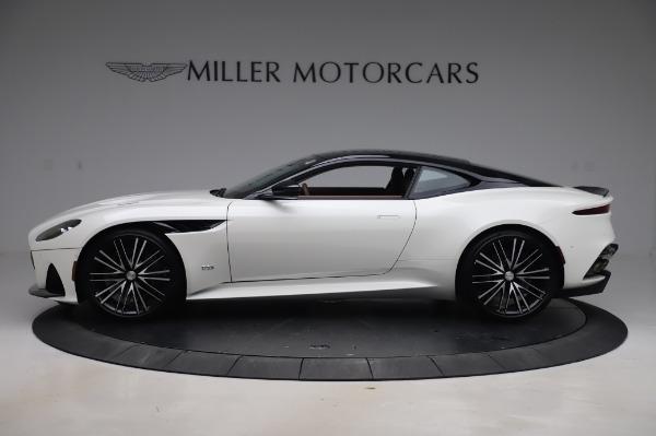 Used 2020 Aston Martin DBS Superleggera for sale $299,990 at Alfa Romeo of Greenwich in Greenwich CT 06830 4