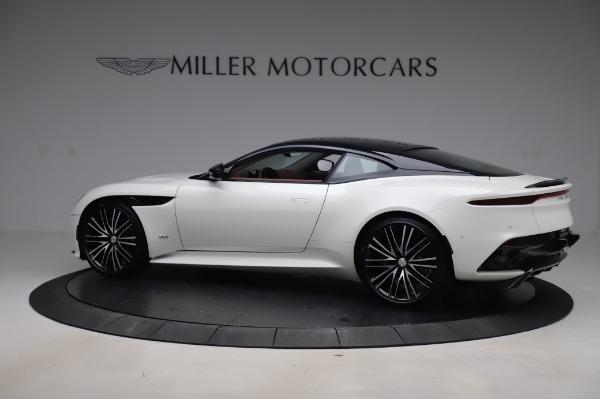 New 2020 Aston Martin DBS Superleggera Coupe for sale $337,686 at Alfa Romeo of Greenwich in Greenwich CT 06830 5