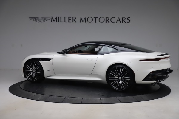 New 2020 Aston Martin DBS Superleggera for sale $337,686 at Alfa Romeo of Greenwich in Greenwich CT 06830 5