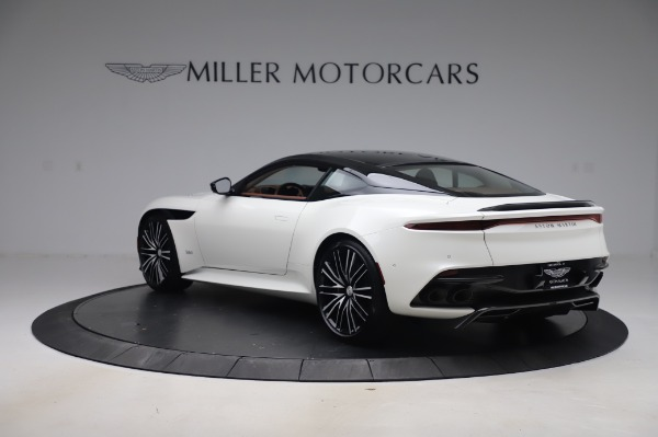 New 2020 Aston Martin DBS Superleggera for sale $337,686 at Alfa Romeo of Greenwich in Greenwich CT 06830 6