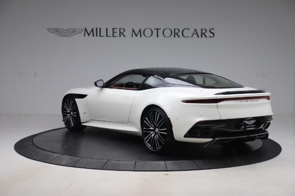 Used 2020 Aston Martin DBS Superleggera for sale $299,990 at Alfa Romeo of Greenwich in Greenwich CT 06830 6